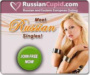 Find your love in Russia