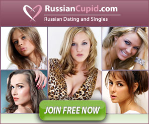 Love site RussianCupid