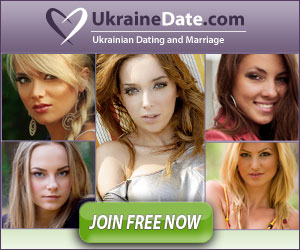 Single site with Ukrainian girls